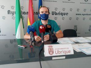 Antonio Martel, Ubrique