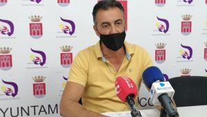 Diego Zambrano, delegado de deportes